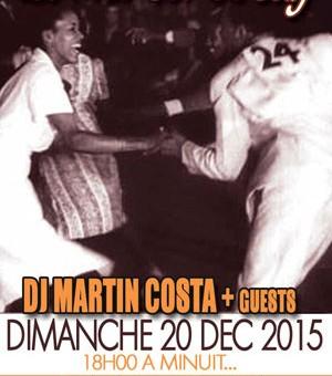 Dimanche 20 décembre : la première des Matinées de Coly