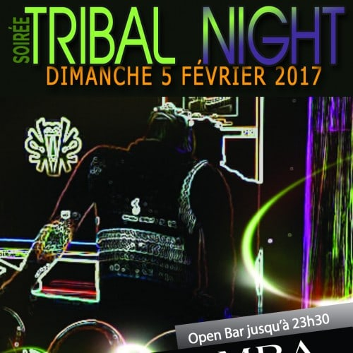 FLYER-TRIBAL NIGHT-last